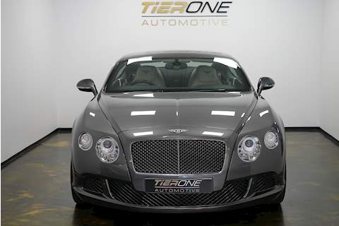 Bentley Continental GT Speed - Large 21
