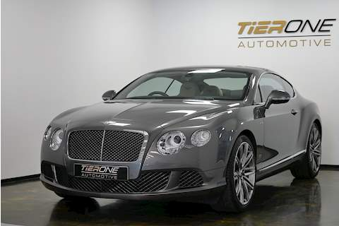 Bentley Continental GT Speed - Large 23