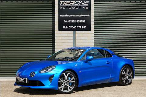 Alpine A110 Pure - Large 0