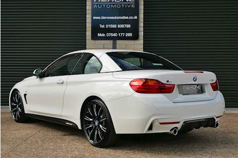 BMW 4 Series 435i M Sport Convertible - Large 41