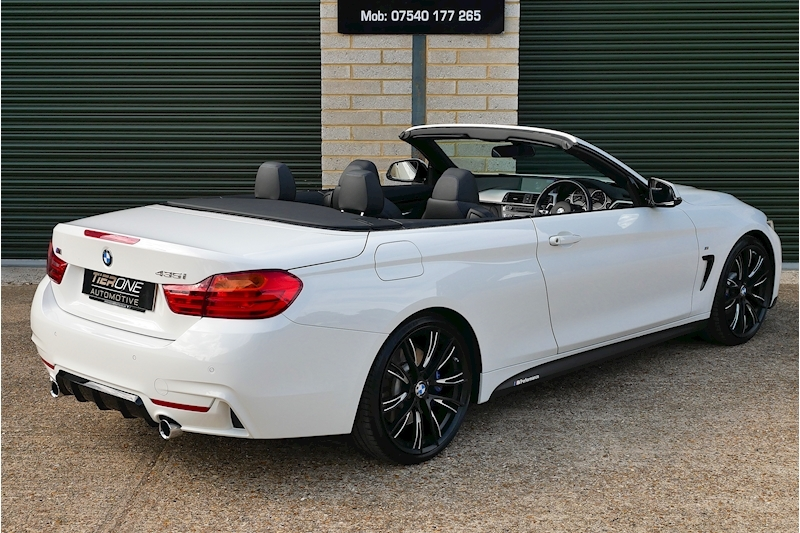 BMW 4 Series 435i M Sport Convertible - Large 38