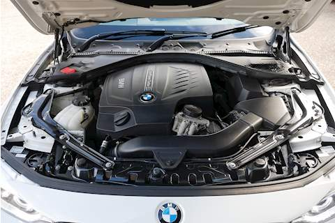 BMW 4 Series 435i M Sport Convertible - Large 45