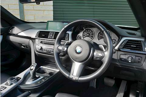 BMW 4 Series 435i M Sport Convertible - Large 13