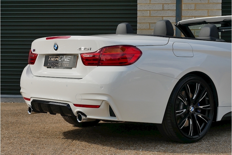 BMW 4 Series 435i M Sport Convertible - Large 40
