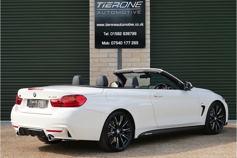 BMW 4 Series 435i M Sport Convertible - Large 1