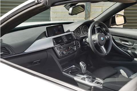 BMW 4 Series 435i M Sport Convertible - Large 42