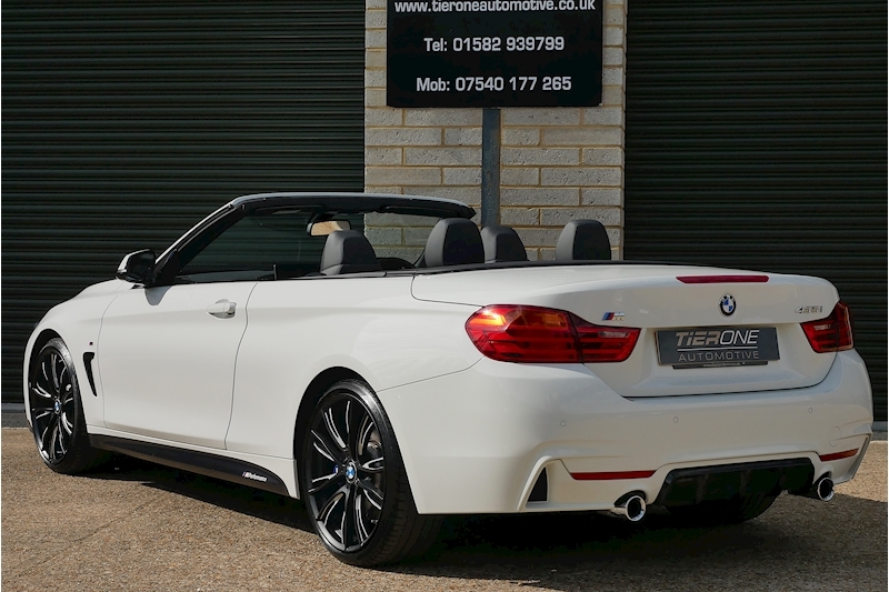 BMW 4 Series 435i M Sport Convertible - Large 47