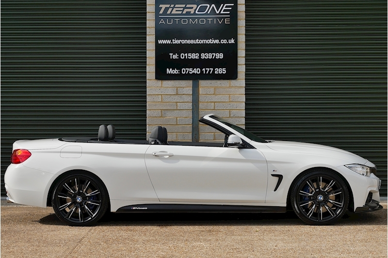 BMW 4 Series 435i M Sport Convertible - Large 2