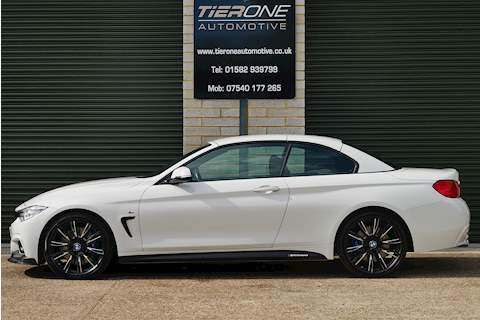 BMW 4 Series 435i M Sport Convertible - Large 9