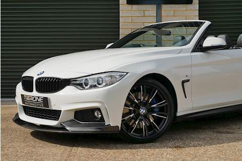 BMW 4 Series 435i M Sport Convertible - Large 39