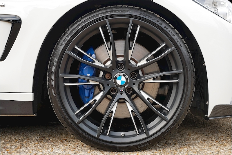 BMW 4 Series 435i M Sport Convertible - Large 20