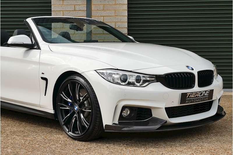 BMW 4 Series 435i M Sport Convertible - Large 28