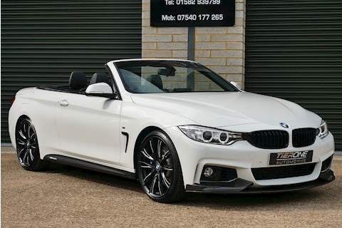 BMW 4 Series 435i M Sport Convertible - Large 46