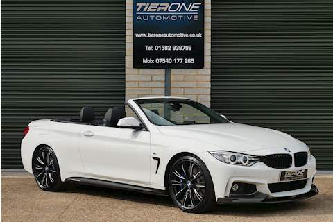 BMW 4 Series 435i M Sport Convertible - Large 7