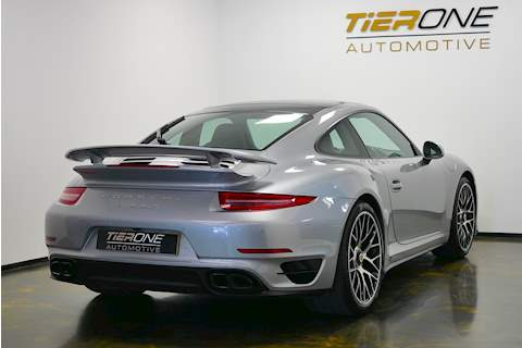 Porsche 911 991 Turbo S - Large 48