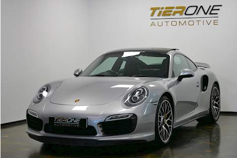 Porsche 911 991 Turbo S - Large 47