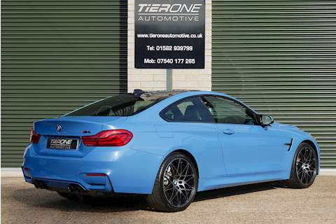 BMW M4 Competition Package - Large 1