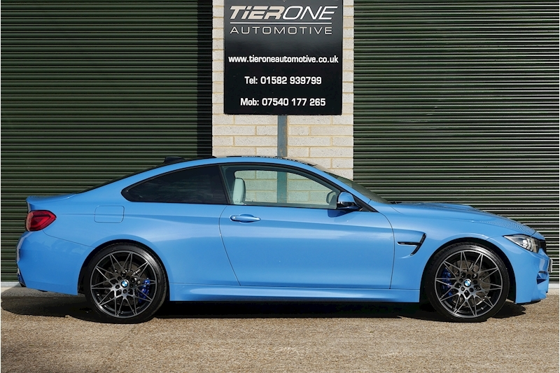 BMW M4 Competition Package - Large 2