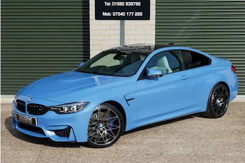 BMW M4 Competition Package - Large 37