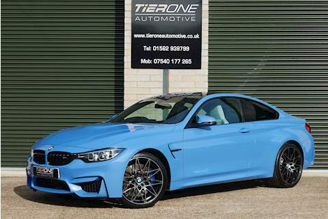 BMW M4 Competition Package - Large 0