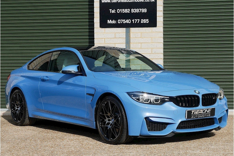 BMW M4 Competition Package - Large 35
