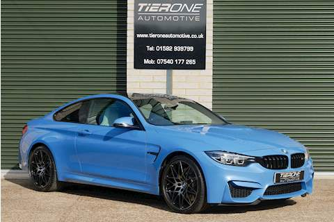 BMW M4 Competition Package - Large 8