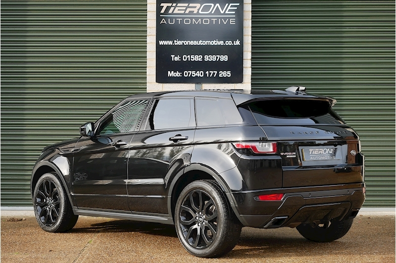 Land Rover Range Rover Evoque HSE Dynamic Lux - Large 9
