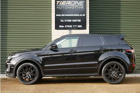 Land Rover Range Rover Evoque HSE Dynamic Lux - Large 10