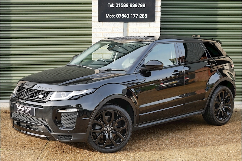 Land Rover Range Rover Evoque HSE Dynamic Lux - Large 34