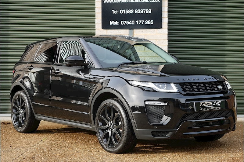 Land Rover Range Rover Evoque HSE Dynamic Lux - Large 32