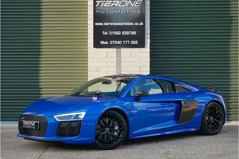 R8 Plus Coupe 5.2 S Tronic Petrol