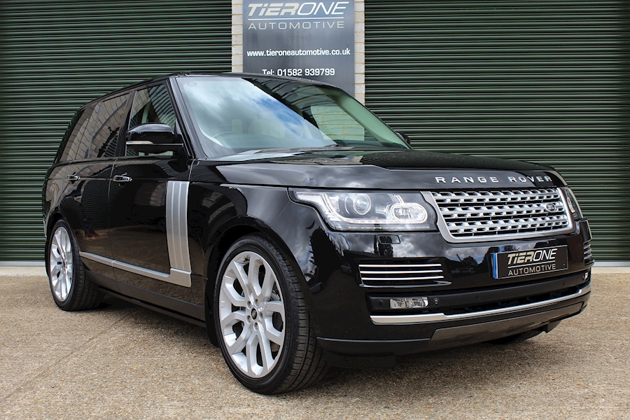 Land Rover Range Rover V8 Autobiography - Large 35
