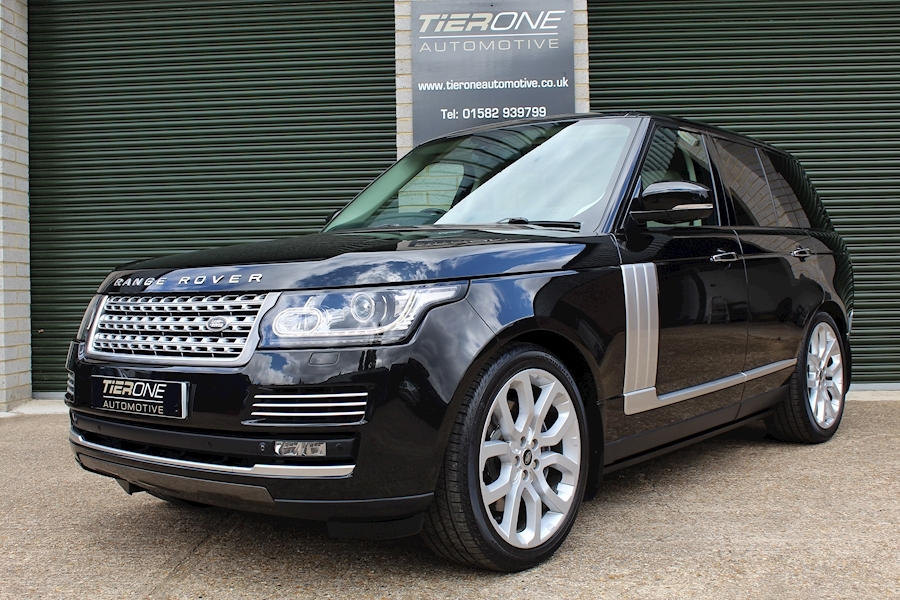 Land Rover Range Rover V8 Autobiography - Large 39