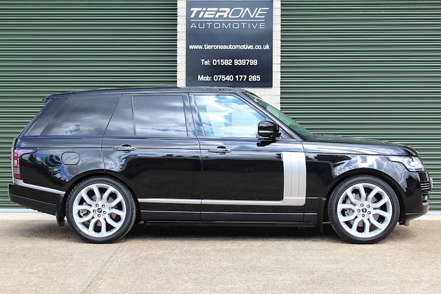 Land Rover Range Rover V8 Autobiography - Large 4