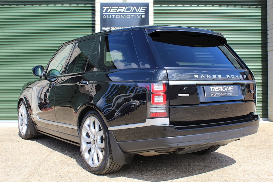 Land Rover Range Rover V8 Autobiography - Large 36