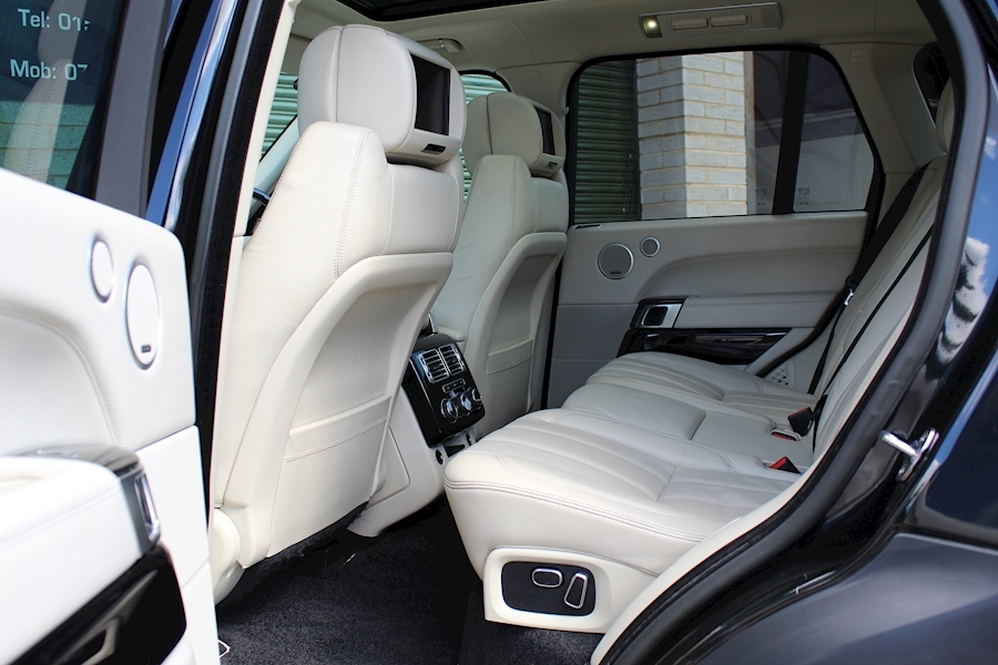 Land Rover Range Rover V8 Autobiography - Large 7