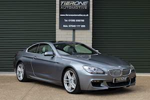 BMW 6 Series 650I M Sport - Large 1