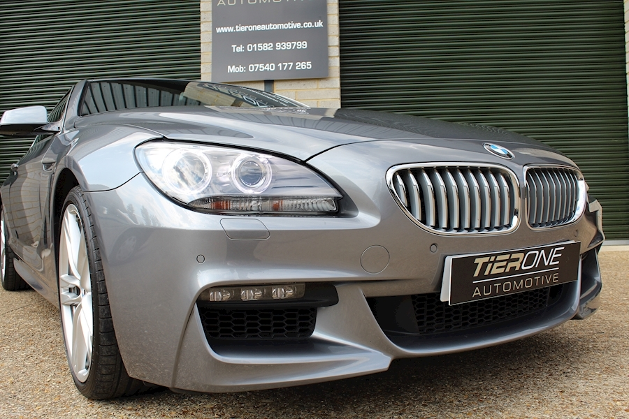 BMW 6 Series 650I M Sport - Large 18