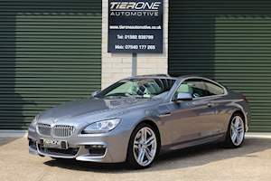 BMW 6 Series 650I M Sport - Large 0