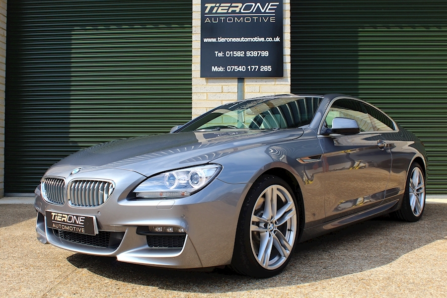 BMW 6 Series 650I M Sport - Large 28