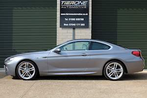 BMW 6 Series 650I M Sport - Large 5