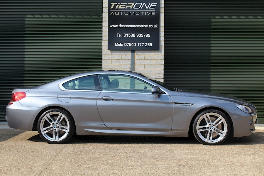 BMW 6 Series 650I M Sport - Large 4