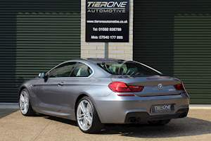 BMW 6 Series 650I M Sport - Large 3