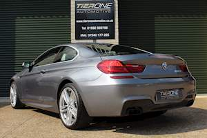 BMW 6 Series 650I M Sport - Large 31