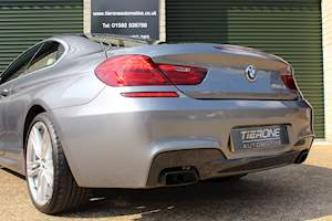 BMW 6 Series 650I M Sport - Large 19