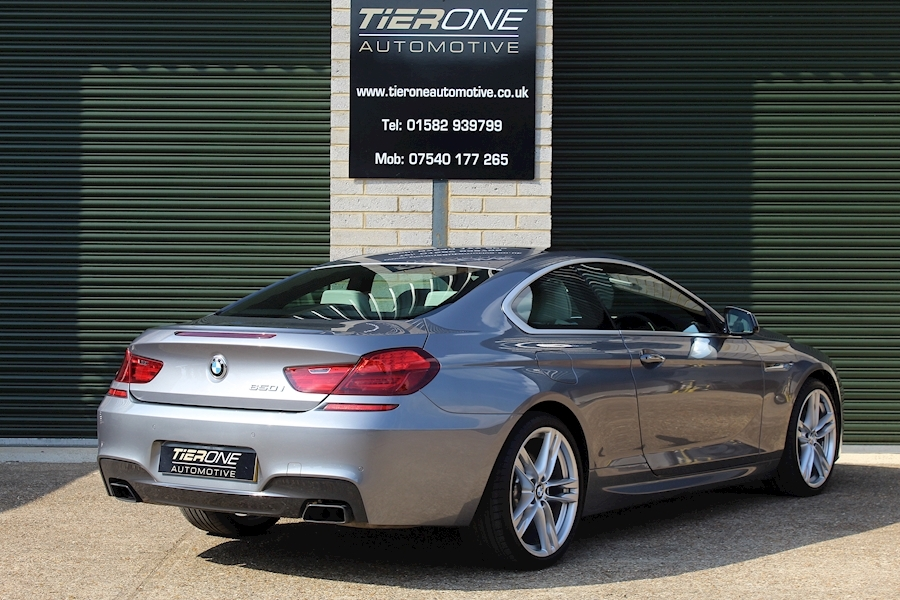 BMW 6 Series 650I M Sport - Large 2