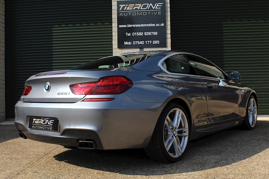 BMW 6 Series 650I M Sport - Large 37