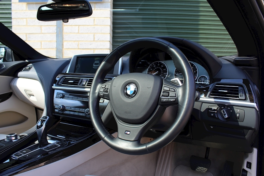 BMW 6 Series 650I M Sport - Large 16