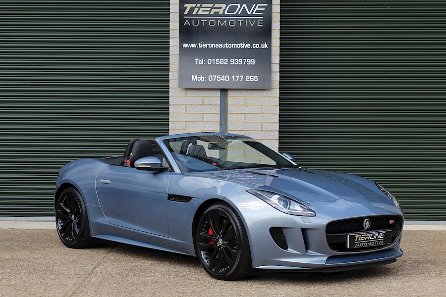 Jaguar F-Type V8 S - Large 7