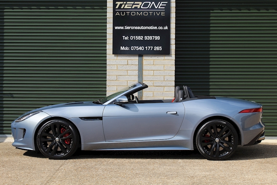 Jaguar F-Type V8 S - Large 9